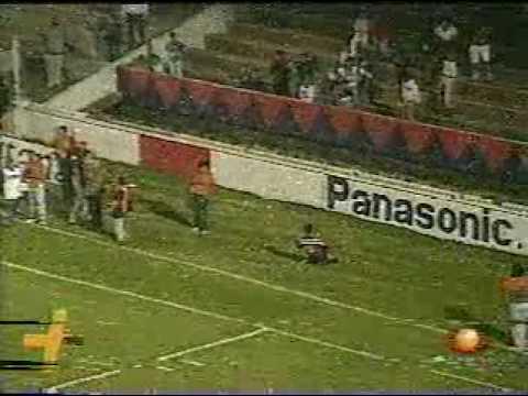 Debut de Oswaldo Sanchez, Veracruz vs Atlas,