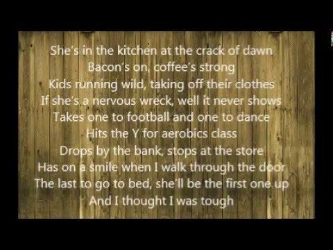 Craig Morgan~Tough lyrics