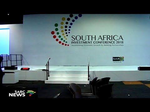 South Africa Investment Conference Official Opening