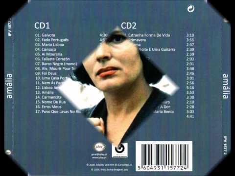 Amalia Rodrigues - Coracao Independente cd2 [Remasterizado]