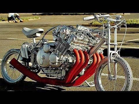 😵 Мотоциклы , которые ты еще не видел 👏!