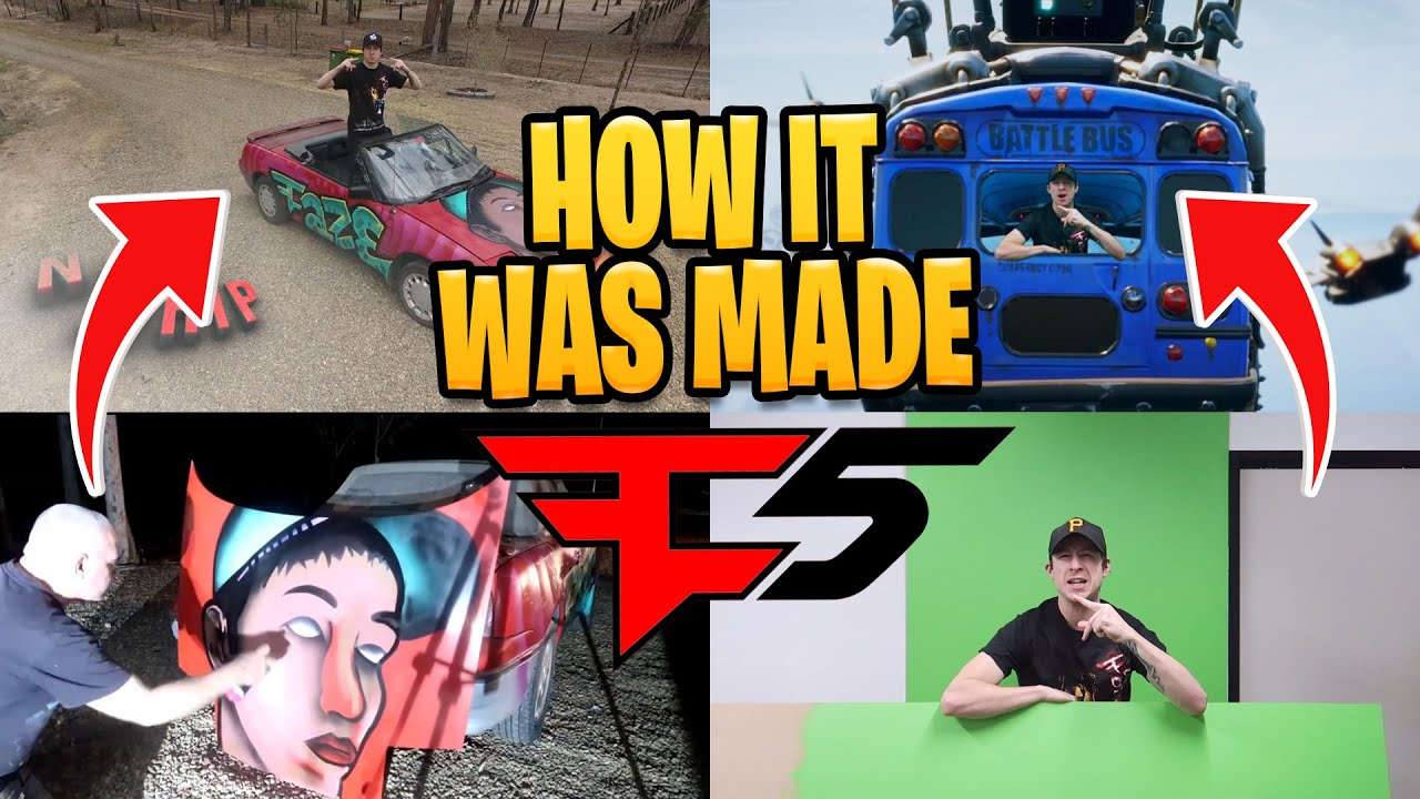 This is how my #FAZE5 Final Response was made..