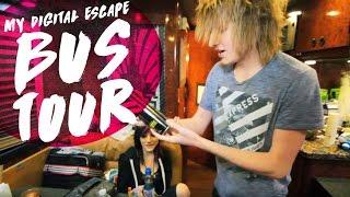 My Digital Escape BUS TOUR