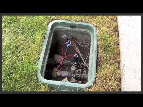 Repair A Hunter Pgv 101g Sprinkler Valve Youtube