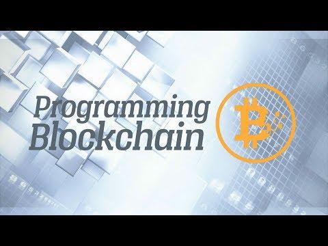 Programming Blockchain Promo
