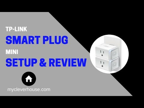 TP Link Smart Plug Mini Review, Unboxing, and Setup - YouTube