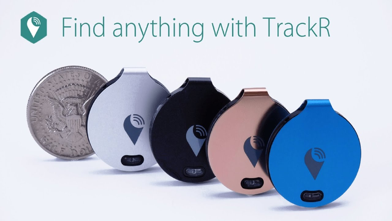 Gps Pet Tracker For Dogs Trackr Bravo Youtube