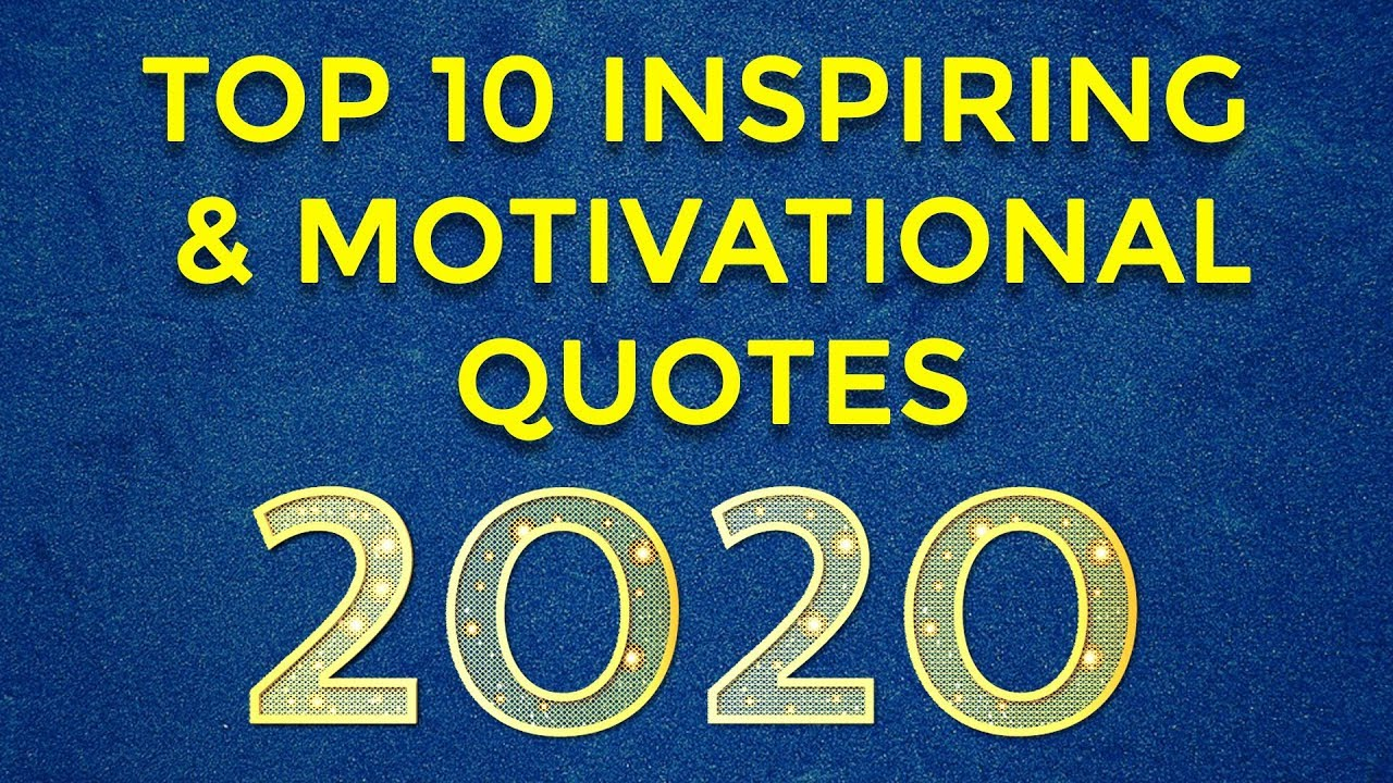 Top 10 Inspirational & Motivational Quotes for New Year ...