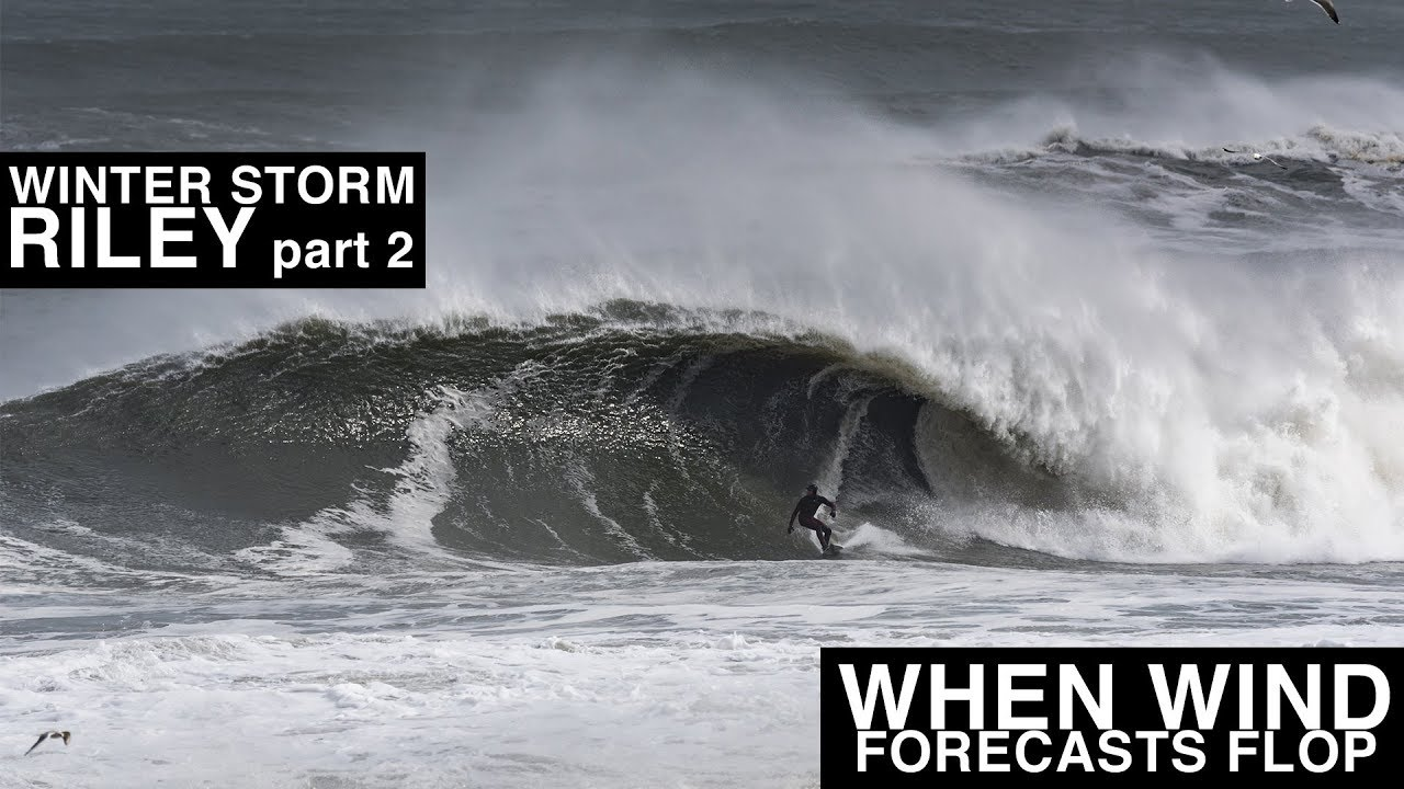 Winter Storm Riley Pt.2 | When Wind Forecasts Flop