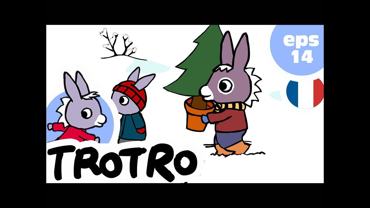 Trotro ep14 trotro et le sapin de noel youtube - Trotro et noel ...