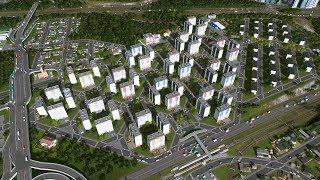 Więcej bloków = więcej hajsu - Cities: Skylines S07E68