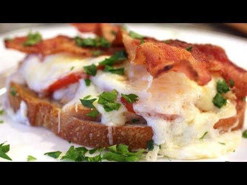Turkey Leftovers – Hot Brown Turkey Sandwich Recipe