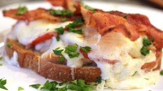 Turkey Leftovers - Hot Brown Turkey Sandwich Recipe