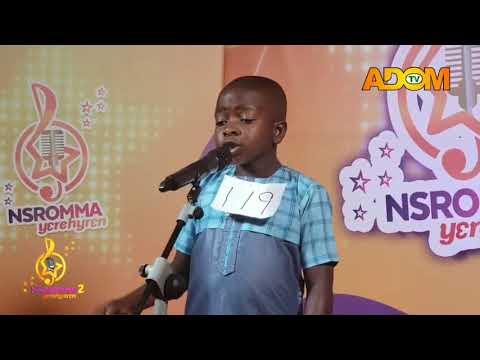 Watch:  Adom TV's Nsoromma Season 2 Auditions #Nsoromma