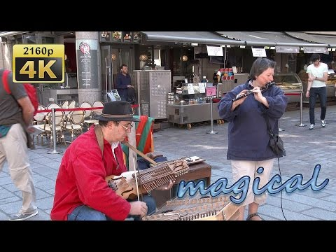 Meghan, Christine Hirsch-D'haen and Gerhard Hirsch in Saint Malo - France 4K Travel Channel