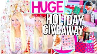 HUGE Holiday Giveaway 2015!
