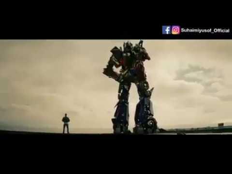VIRAL Optimus Prime got the virus in the beningging 😂😂😂   most funniest videos 2018