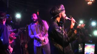 "Protoje ft. Ky-Mani Marley ""Rasta Love"" Live in Miami"