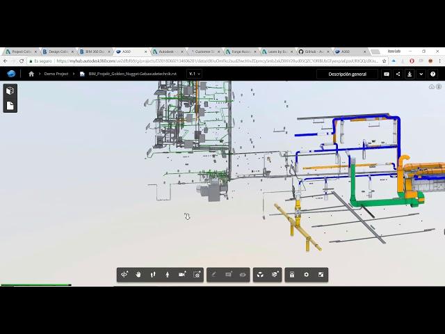 Las diferentes plataformas en la nube de Autodesk