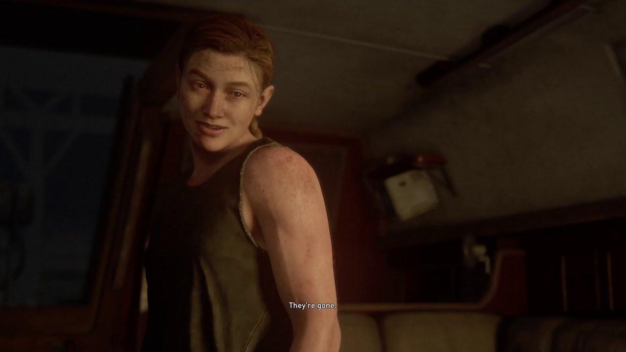 The Last of Us 2 - All Romantic Scenes (Sex Scenes) - YouTube