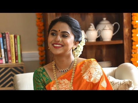 Actress Mrunmayee is new face of MarathiMatrimony TV Ad (Marathi)