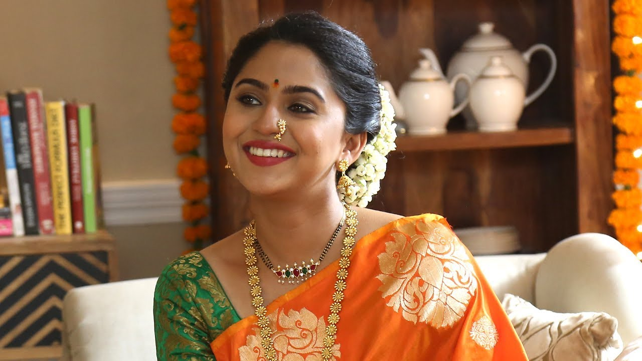 Watch Mrunmayee Deshpande video