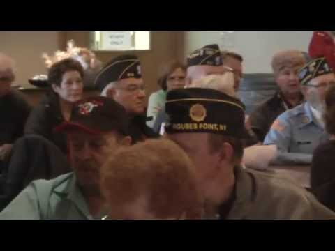 Post 912 Veterans Day  11-11-15