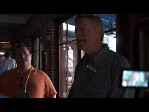 Transformers The Ride - 3D Orlando Grand Opening - Mike West interviewed