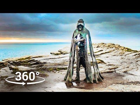 EL REINO DE CAMELOT, el Origen de Excálibur (Video 360º VR) | ÁVALON360