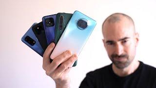 Best Budget 5G Smartphones (2021)   Top 10 Cheap Blowers!