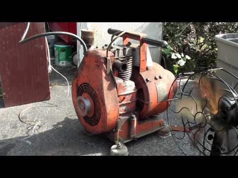 Kohler Electric Plant  - Old Kohler generator