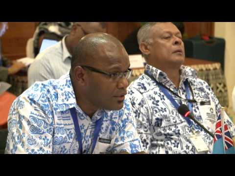 Fiji's Statement on MSG 2nd Environment & Climate Change Commitee Meeting