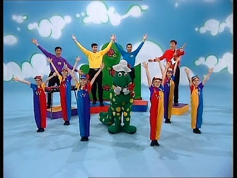 The Taiwanese Wiggles - D.O.R.O.T.H.Y. (My Favorite Dinosaur) (dubbed)