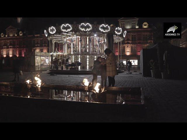 Nuit Blanche à Charleville-Mézières