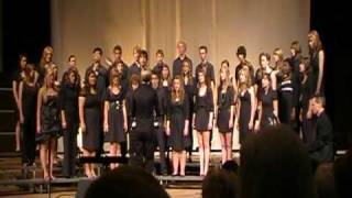 Bluevale Chamber Choir - Weep O Mine Eyes