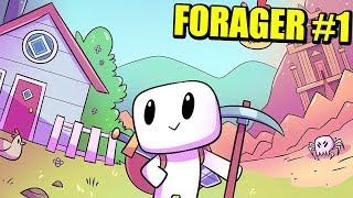 FORAGER - EL INICIO DE UNA GRAN VICIADA   Gameplay Español