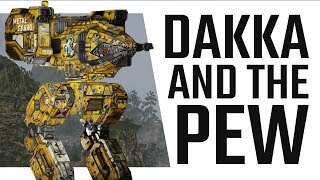 "Dakka and the PEW - Stalker Hero ""Misery"" - Mechwarrior Online The Daily Dose #335"