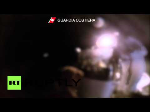 Libya: Italian Coastguard pick up 1,000 migrants from Libyan waters