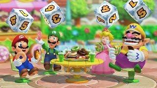 Mario Party 10 - Mushroom Park - Mario Gameplay (Master CPU)