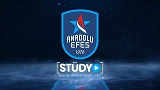 Anadolu Efes Stüdyo #Playoff 1.Maç | Anadolu Efes – Real Madrid