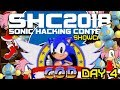 Johnny vs. Sonic Hacking Contest 2018 (Day 4)