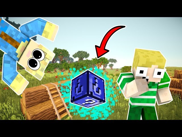 Dansk Minecraft - Lucky Blocks #22: OMVENDT LUCKY BLOCK!!