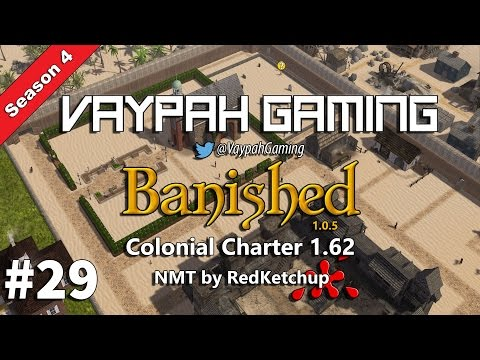Banished Colonial Charter 1.62 | Orchard Time | Part 29 ► Season 4 (Gameplay)