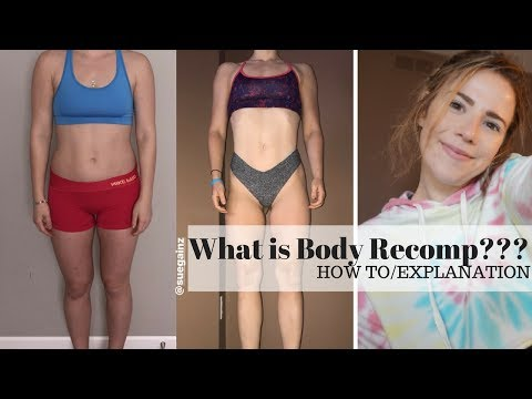 How do you change your shape? | Body Recomposition