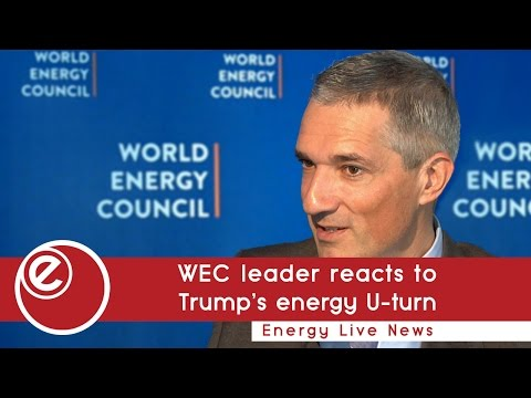 World Energy Council chief on Donald Trump's energy policy