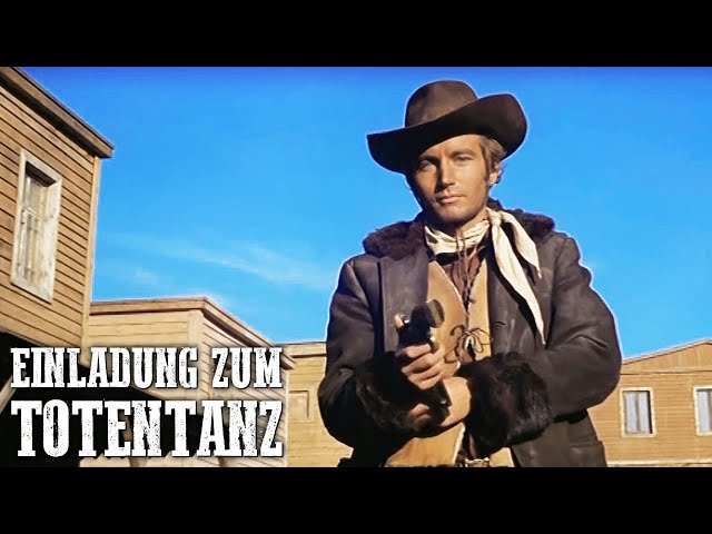 Einladung zum Totentanz | WESTERN KLASSIKER | Cowboyfilm | Wilder Westen | Deutsch