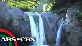 Tagnote Falls in Agusan del Norte