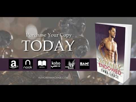 Royally Endowed, from New York Times Bestselling Author Emma Chase