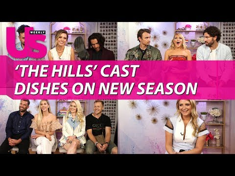 'The HIlls' New Beginnings Cast Dishes on New Season