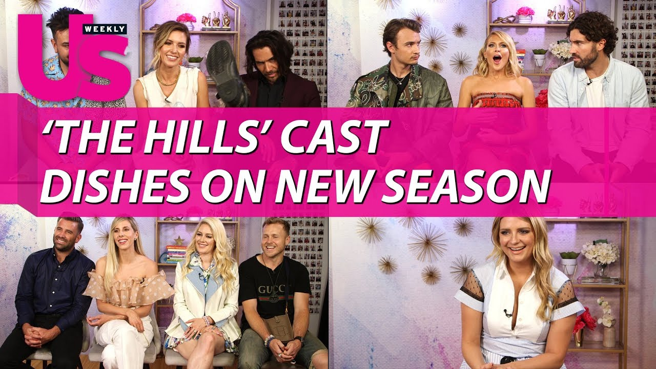 Where are they now? Catching up with 'The Hills' cast